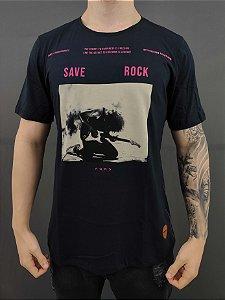 Camiseta Save Rock