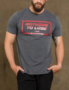 CAMISETA NOTHING TO LOSE