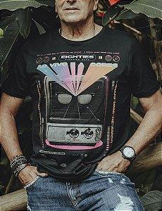 camiseta ao vivo e a cores