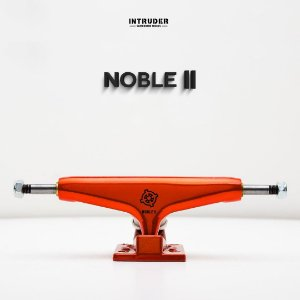 Truck Skate Intruder Noble ll Mid 139mm Red
