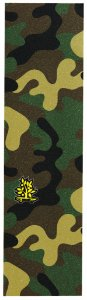 Lixa Emborrachada Wood Light Army Logo