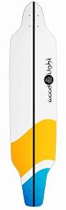 Shape Longboard Assimétrico Prancha