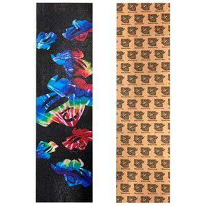 Lixa Black Sheep Premium Tie Dye Logo