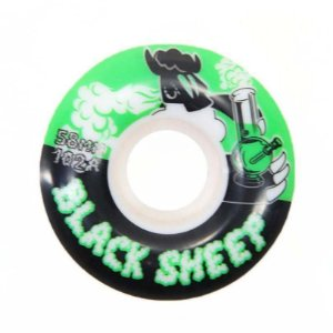 Roda Black Sheep Black 56mm Smoke
