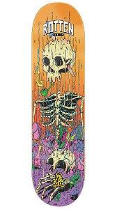 Shape de Skate Maple Rotten Cigar Skull