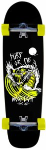Semi Long Completo Surf or Die Yellow