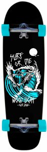 Semi Long Completo Surf or Die Blue
