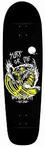 Shape Semi Long Completo Surf Or Dye Yellow