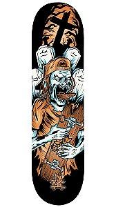 Shape de Skate Freak Show Zombie