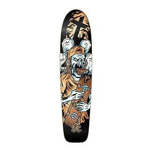 Shape Longboard - Freeride Zombie