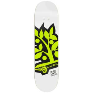 Shape de Skate Maple -Logotipia Yellow