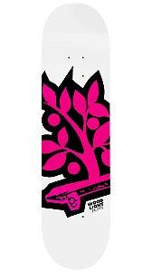 Shape de Skate Logotipia Pink