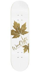 Shape de Skate Golden Leaf