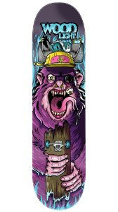 Shape de Skate Freak Show Monkey