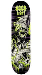 Shape de Skate Freak Show Pirate