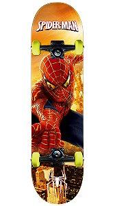 Skate Homem-Aranha