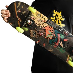Skate Wood Light Velotrol 8.0