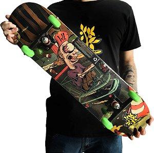 Skate Wood Light Carrinho de Compras 8.0