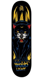 Shape de Skate Black Panther