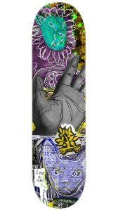 Shape de Skate Hand Cat