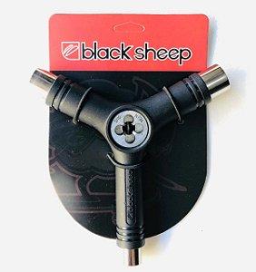 Chave Black Sheep Y Preta