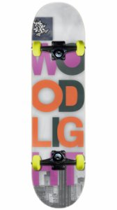 Skate Wood Light City