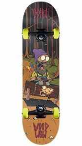 Skate Wood Light Carroça