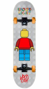 Skate Wood Light Lego
