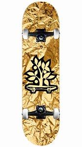 Skate Wood Light Gold
