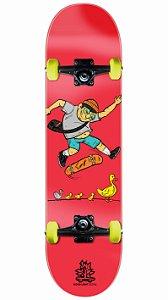 Skate Wood Light Duck Family