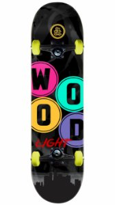 Skate Wood Light Urban