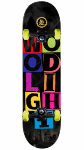 Skate Wood Light Urban City