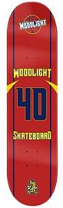 Shape Longboard Double Deck 40' Cleveland