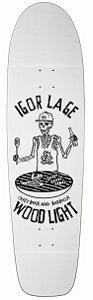 """Shape Longboard Pro Model Igor Lage 41"""" BBQ"""