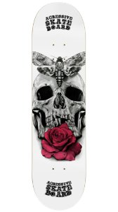 Shape Agressive Skull And Rose 8.0