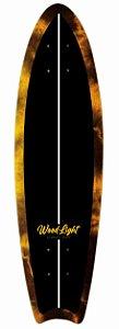Shape Mini Cruiser Aways Surf Black