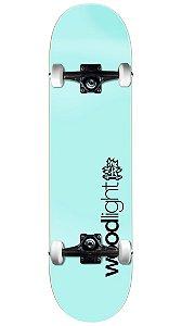 Skate Wood Light Básico Azul