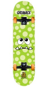 Skate Wood Light Gremace Green