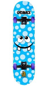 Skate Wood Light Gremace Blue