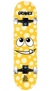Skate Wood Light Gremace Yellow