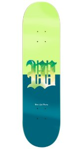 Shape de Skate Fiber Glass Dáblio - Green