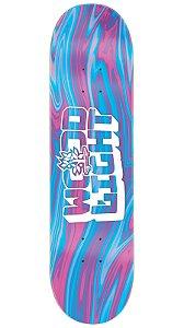 Shape de Skate Liquid - Blue and Pink