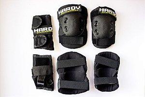 Kit de Proteção Completo + Capacete - HARDY