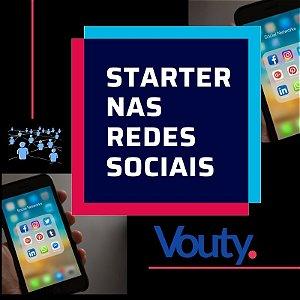 STARTER nas Redes Sociais