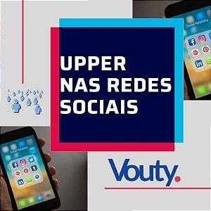 UPPER nas Redes Sociais