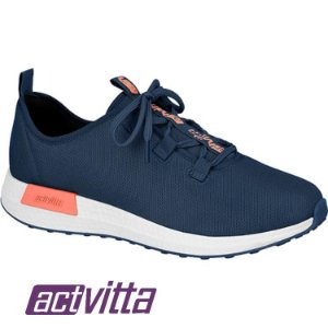 Tênis Actvitta Nylon Flat Marinho 4801205