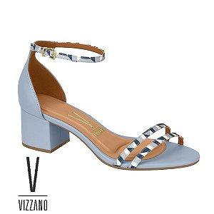 Sandália Vizzano Pelica Azul Jeans 6291993