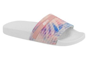 Slide Actvitta Feminino Branco com Tie Dye 4812100