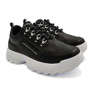 Tênis Ramarim Chunky Sneaker Preto 2175101