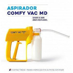 Aspirador de Secreção Portátil - MD - Comfy Vac Headstar